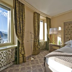 Carlton Hotel St Moritz 5* Люкс с различными типами кроватей фото 2