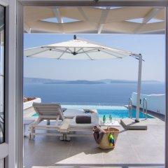 Отель Santorini Secret Suites & Spa 5* Люкс Grand с различными типами кроватей фото 9