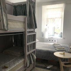 Гостиница Хостелы Рус на Пречистенке Стандартный семейный номер с двуспальной кроватью фото 6
