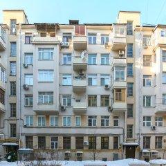 Flats 4 U Okhotny Ryad Hotel балкон