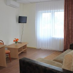 Гостиница Вояж Минск комната для гостей фото 3