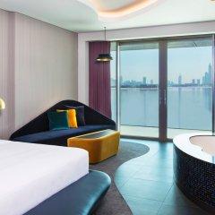 Отель W Dubai The Palm Люкс W фото 4