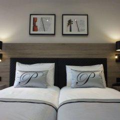 Hotel Paganini 3* Стандартный номер с различными типами кроватей фото 3