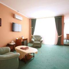 Гостиница Smolinopark 4* Улучшенный номер с различными типами кроватей фото 2