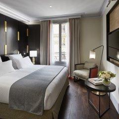 Отель Montalembert 5* Номер Делюкс с различными типами кроватей фото 4