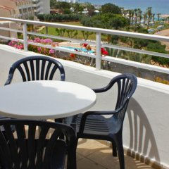Myro Androu Hotel Apts Протарас балкон