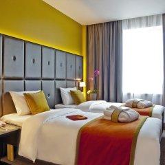 Гостиница Mercure Тюмень Центр 4* Улучшенный номер разные типы кроватей фото 2