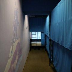 Moscow Hostel Travel Inn Кровать в общем номере с двухъярусной кроватью фото 3