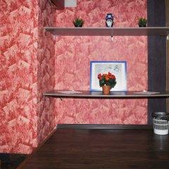 Хостел Полянка на Чистых Прудах Улучшенный номер с различными типами кроватей фото 2