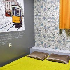 Хостел Решетников Номер с общей ванной комнатой с различными типами кроватей (общая ванная комната) фото 2