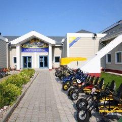 Гостиница Комплекс отдыха Завидово спортивное сооружение