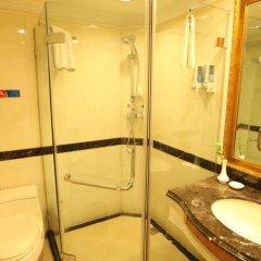 Отель Chongqing Hotel Китай, Пекин - отзывы, цены и фото номеров - забронировать отель Chongqing Hotel онлайн ванная фото 3
