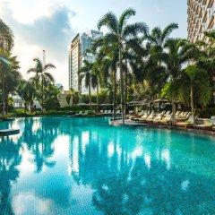 Отель Conrad Bangkok бассейн