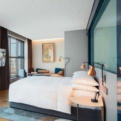 Отель RYSE, Autograph Collection Люкс Producer с различными типами кроватей