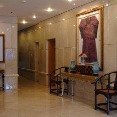 Отель Beijing Ping An Fu Hotel Китай, Пекин - отзывы, цены и фото номеров - забронировать отель Beijing Ping An Fu Hotel онлайн интерьер отеля фото 5
