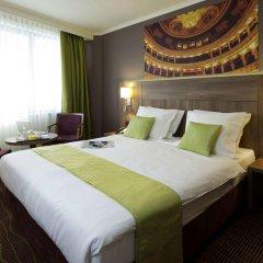 Quality Hotel Antwerpen Centrum Opera 4* Улучшенный номер с различными типами кроватей