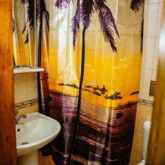 Гостиница Каштан Стандартный номер разные типы кроватей фото 18