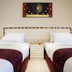 Отель Natural Beach Паттайя комната для гостей фото 12