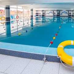 Гостиница СССР бассейн