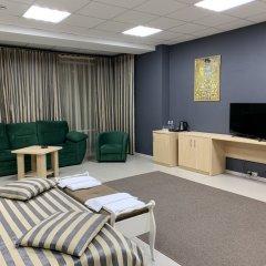 Гостиница Business Hall комната для гостей фото 6