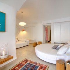 Отель Santorini Secret Suites & Spa 5* Люкс Honeymoon с различными типами кроватей фото 2