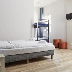 Отель a&o Copenhagen Norrebro комната для гостей