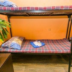 Хостел Берлога Кровать в женском общем номере с двухъярусными кроватями фото 6
