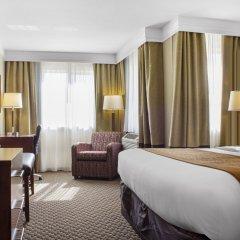 Отель Comfort Inn & Suites Durango комната для гостей фото 11
