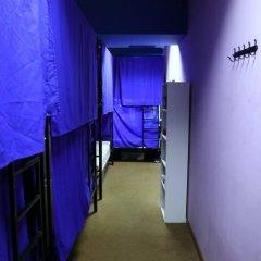 Moscow Hostel Travel Inn Кровать в общем номере с двухъярусной кроватью фото 4