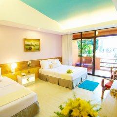 Отель Peace Resort Pattaya комната для гостей