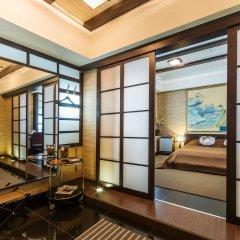 Мини-отель Фонда Улучшенные апартаменты с различными типами кроватей фото 2