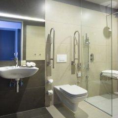 Гостиница Four Elements Ekaterinburg ванная фото 2