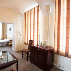 Мини-Отель СПбВергаз 3* Полулюкс с различными типами кроватей фото 12