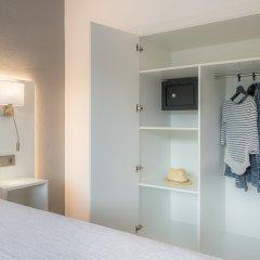 Отель Paradis Blau Испания, Кала-эн-Портер - отзывы, цены и фото номеров - забронировать отель Paradis Blau онлайн сейф в номере фото 2