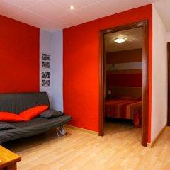 Отель Sants Барселона комната для гостей