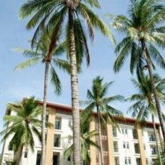 Отель Samthong Resort пляж
