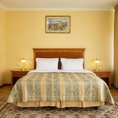 Гостиница Отрадное МЕДСИ комната для гостей фото 5