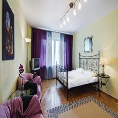 Гостиница KvartiraSvobodna Tverskaya комната для гостей фото 25