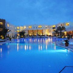 Отель Green Palm Тунис, Мидун - отзывы, цены и фото номеров - забронировать отель Green Palm онлайн бассейн фото 2