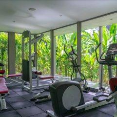 Отель The Pavilions Phuket Таиланд, пляж Банг-Тао - 2 отзыва об отеле, цены и фото номеров - забронировать отель The Pavilions Phuket онлайн фитнесс-зал фото 2