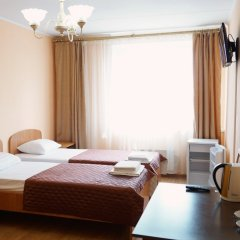 Гостиница АПК 2* Номер Комфорт с разными типами кроватей фото 2