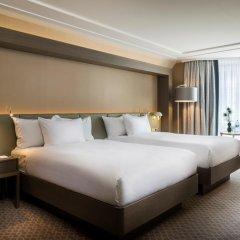 Отель Hilton Vienna Plaza Вена комната для гостей фото 4