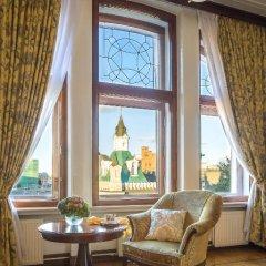 Гостиница Метрополь 5* Представительский люкс с различными типами кроватей фото 4