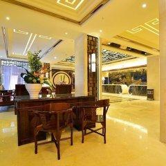 Guangzhou Shanxi Hotel интерьер отеля фото 4