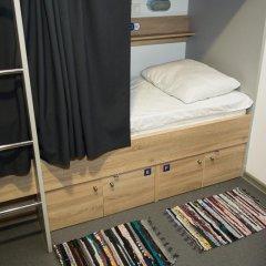 Гостиница Хостелы Рус - Чистые пруды Кровать в мужском общем номере с двухъярусной кроватью