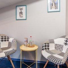 Гостиница Лиговский двор Стандартный номер с двуспальной кроватью фото 8
