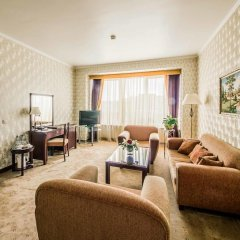 Гостиница Минск 4* Улучшенный люкс с различными типами кроватей фото 3