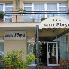 Отель Playa Италия, Римини - отзывы, цены и фото номеров - забронировать отель Playa онлайн вид на фасад