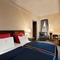 Hotel Taschenbergpalais Kempinski Dresden 5* Номер Делюкс двуспальная кровать