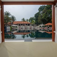 Отель Sofitel Singapore Sentosa Resort & Spa балкон
